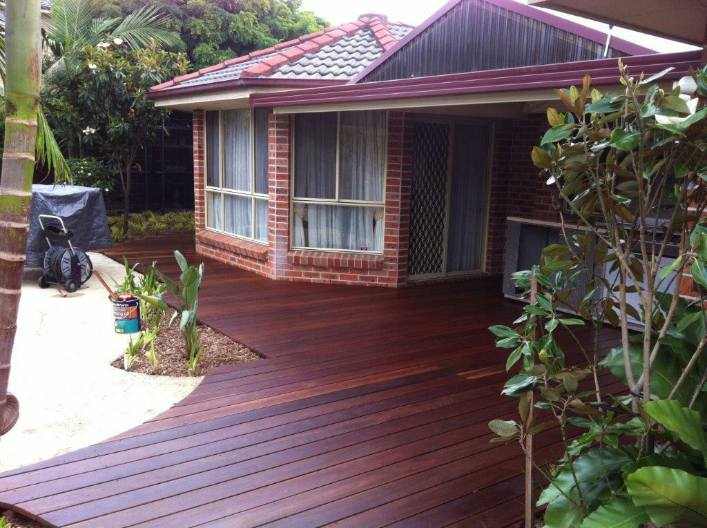 Decking Central Coast Nsw