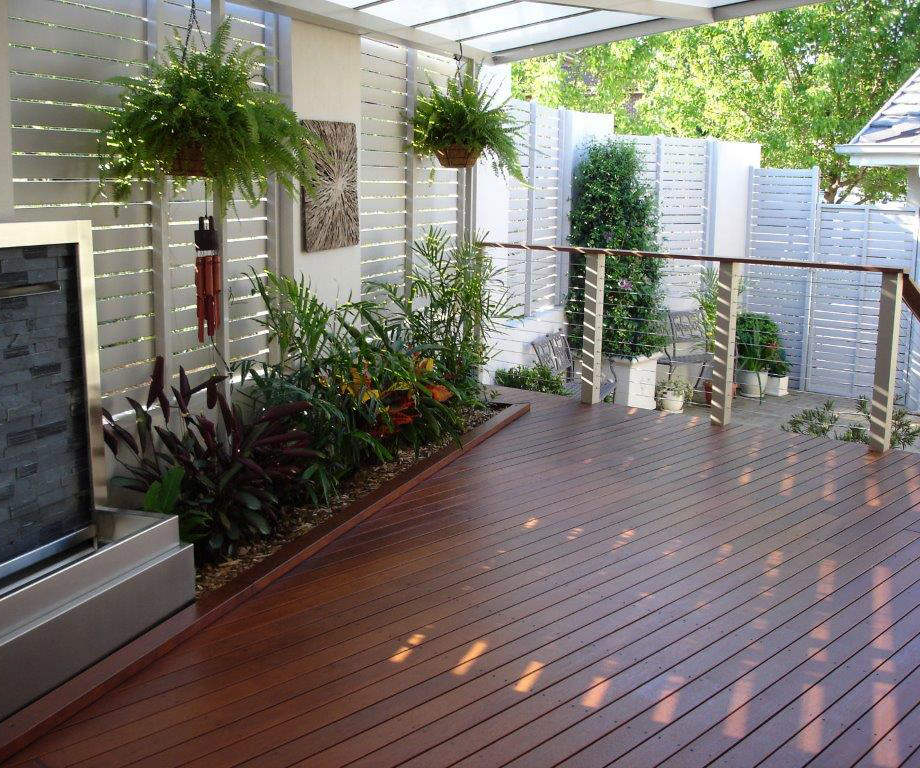 Wooden Decking Central Coast
